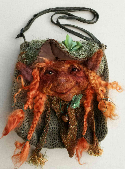 Faerie Purses  by Melinda Small Paterson