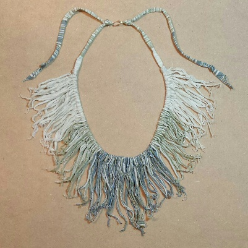 Soft Wave Soft Necklace by Melinda Small Paterson