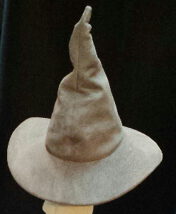 Wizard Hat by Melinda Small Paterson