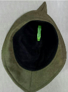 Robin Hood Hat by Melinda Small Paterson